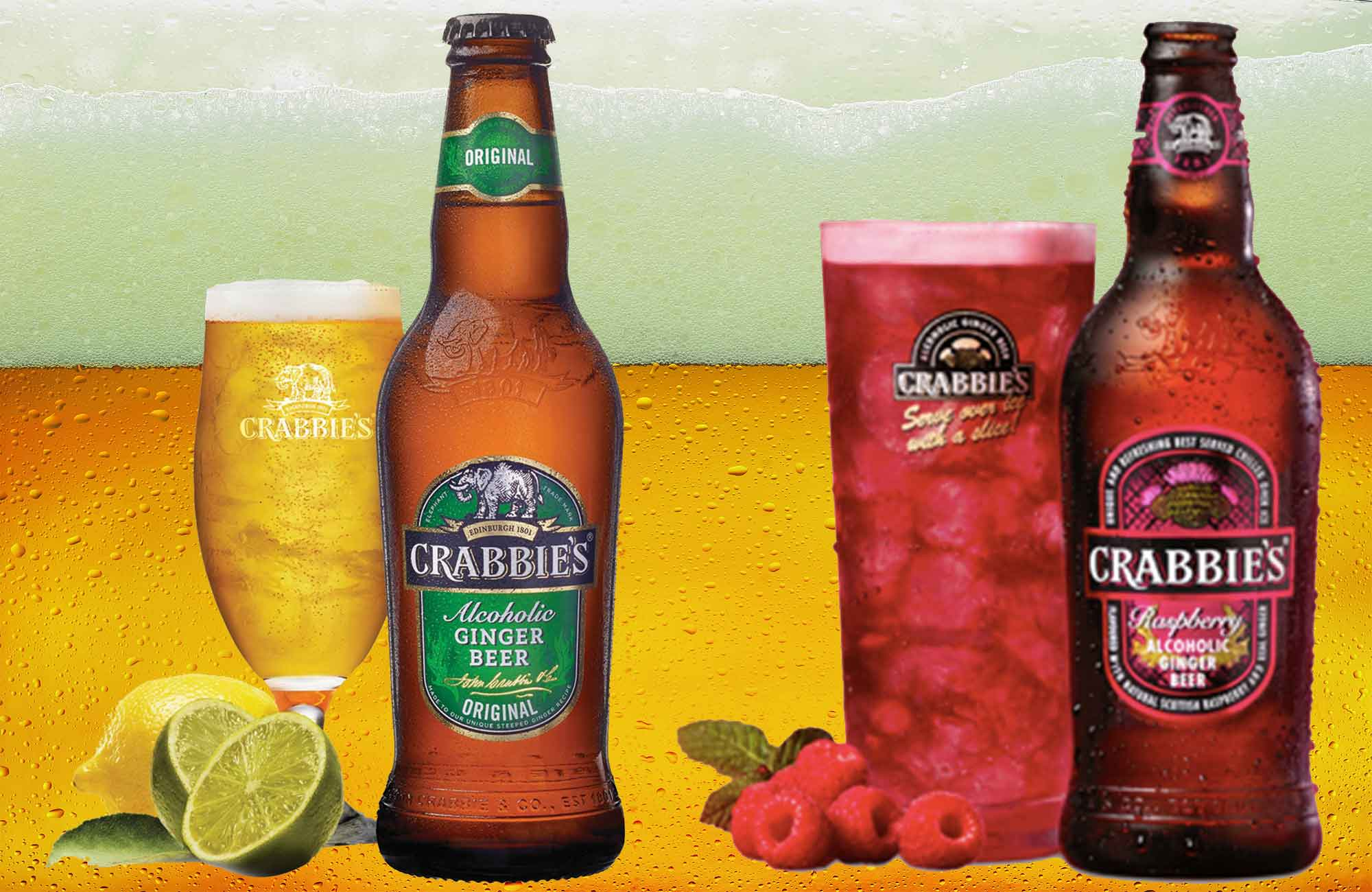 Crabbies Alcoholic Ginger Beer