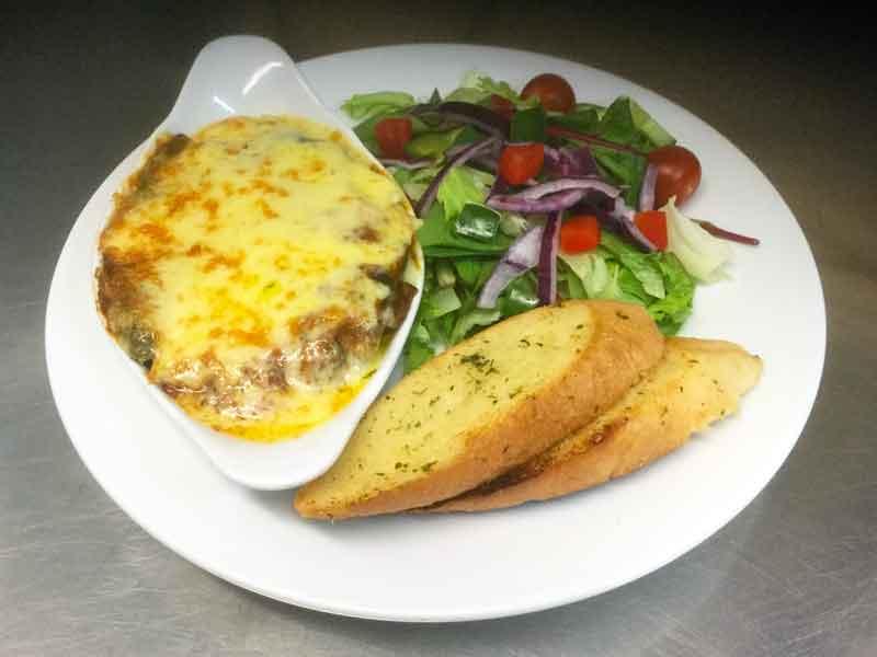 vegetarian-lasagne