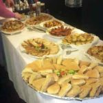 New Masons Arms buffets