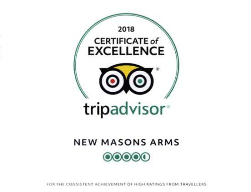 New Mason's voted Excellent!