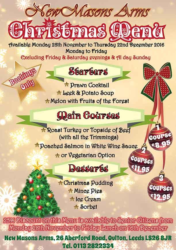 christmas-menu